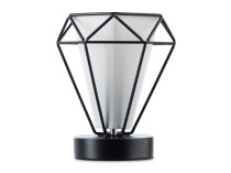 Black Diamond Touch Lamp