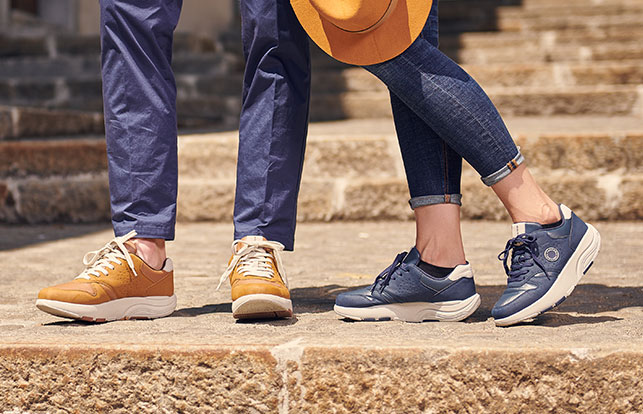 Кроссовки Walkmaxx Fit Shoes Signature AW