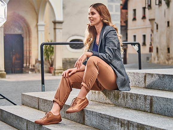 Осенние кеды Walkmaxx Trend Leisure Shoes Autumn 4.0