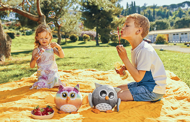 Комплект Dormeo Emotion Mini Owl