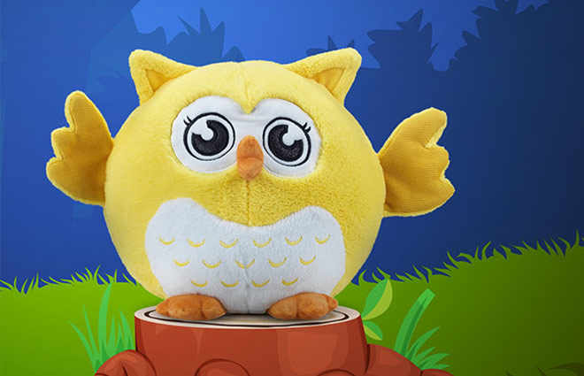 Dormeo Emotion Owl