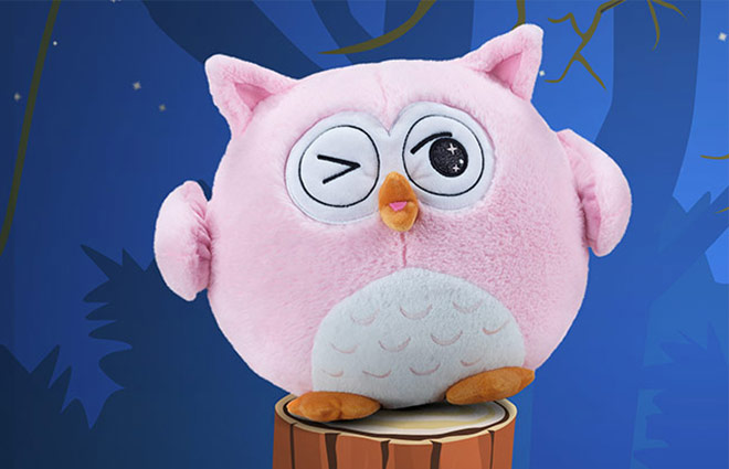 Комплект Dormeo Emotion Owl